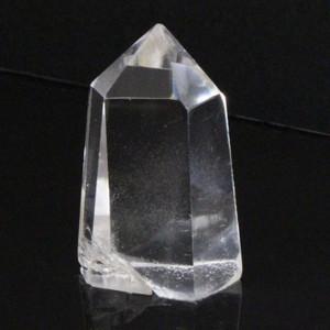天然石の水晶ポイント