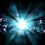 青い宇宙 イメージ