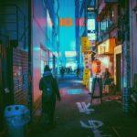 大阪の路地裏