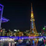 名古屋オアシス21の夜景